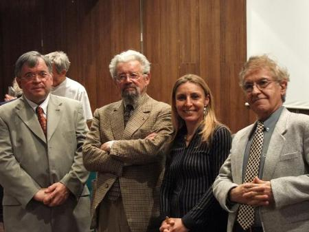 Alain Hamet, Georges Poisson, Anne Galloyer, José