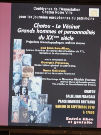 Journée du patrimoine - 18 septembre 2010