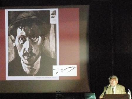 Auto-portrait d'André Derain