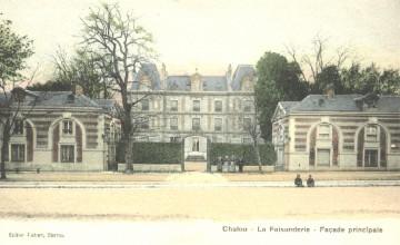 Le chateau de la faisanderie association chatou notre ville - Piscine de la faisanderie ...